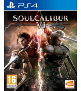 Игра Soulcalibur VI для Sony PS 4 (русские субтитры)