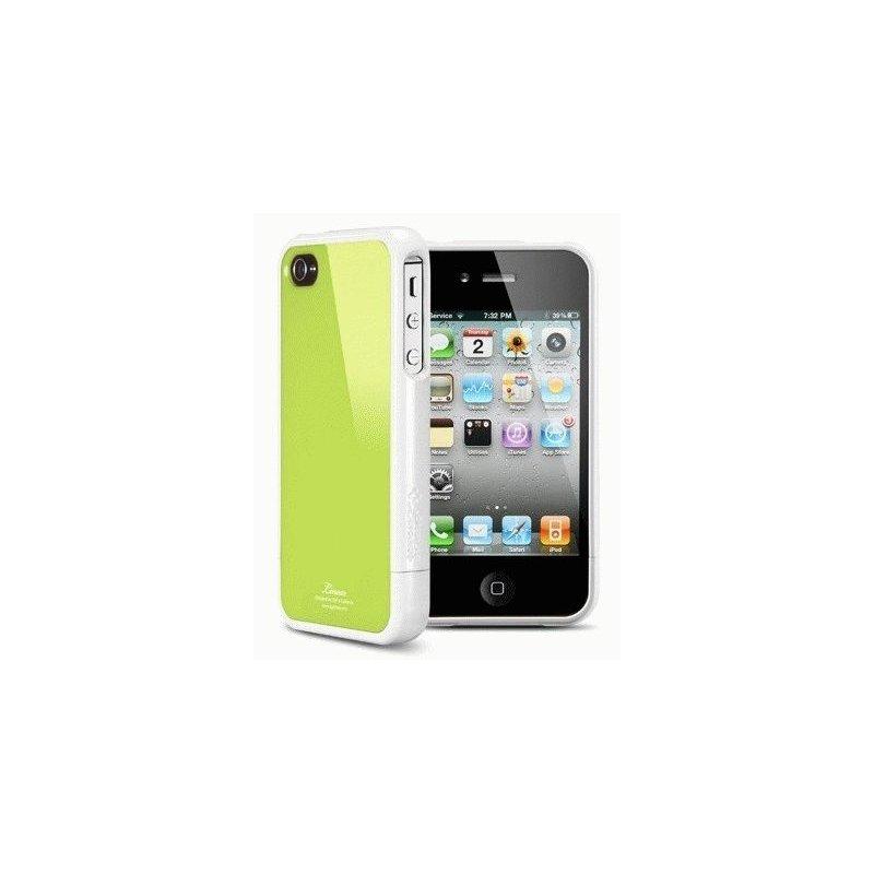 SGP iPhone 4 Case Linear Color Series Lime