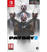 Игра Payday 2 для Nintendo Switch (русская версия)