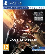 Игра EVE: Valkyrie (PlayStation VR) для Sony PS 4 (английская версия)