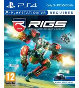 Игра RIGS: Mechanized Combat League (PlayStation VR) для Sony PS 4 (русская версия)