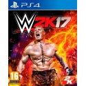 Игра WWE 2K17 для Sony PS 4 (английская версия)