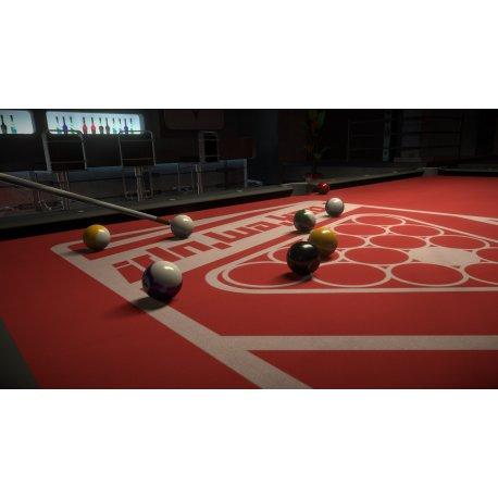 Игра Hustle Kings VR (PlayStation VR) для Sony PS 4 (русская версия)