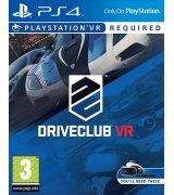 Игра DriveClub VR (PlayStation VR) для Sony PS 4 (русская версия)