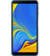 Samsung Galaxy A7 (2018) Duos SM-A750 64Gb Blue + Карта памяти Samsung Evo на 64Gb в подарок!
