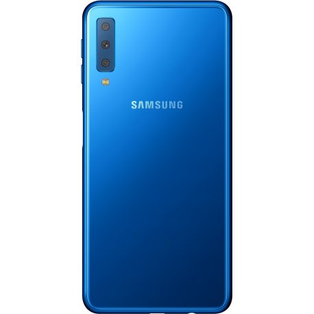 Samsung Galaxy A7 (2018) Duos SM-A750 64Gb Blue