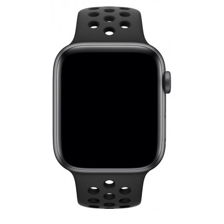 Apple Watch Series 4 Nike+ 40mm (GPS) Space Gray Aluminum Case with Anthracite/Black Nike Sport Band (MU6J2)
