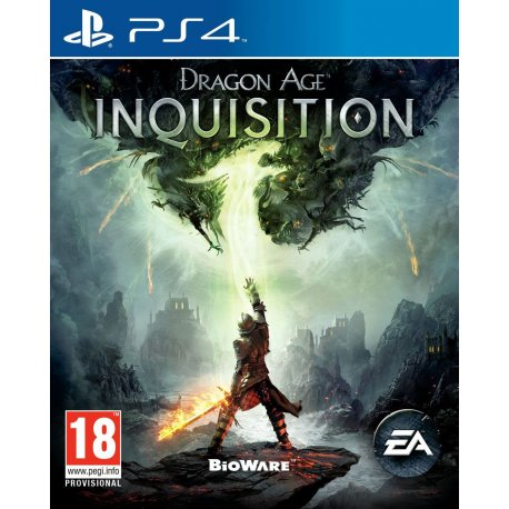 Игра Dragon Age: Inquisition. Game of the Year Edition для Sony PS 4 (русские субтитры)