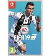 Игра FIFA 19 для Nintendo Switch (русская версия)