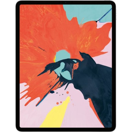 "Apple iPad Pro 2018 12.9"" 64GB Wi-Fi+4G Silver (MTHU2)"