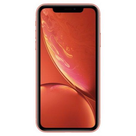 Apple iPhone XR 64GB Dual Sim Coral