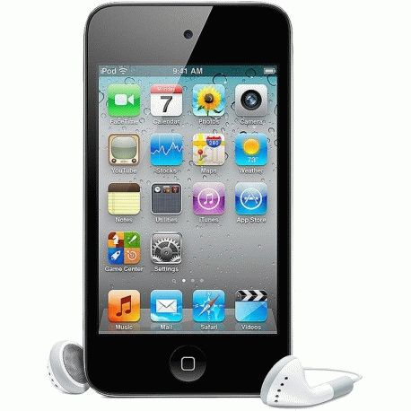 Apple iPod touch 4Gen 64GB Black