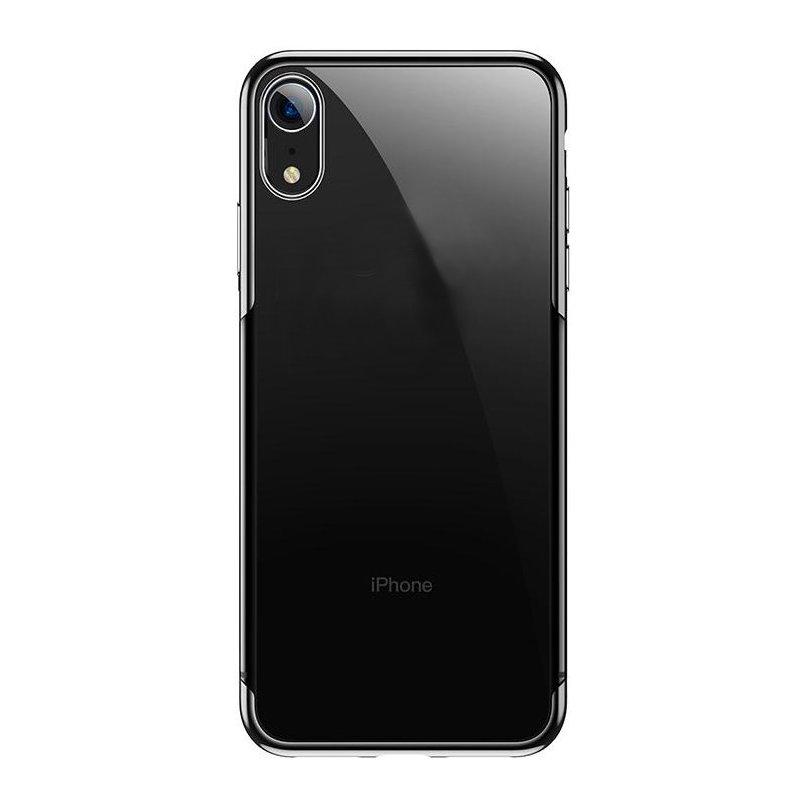 Накладка Baseus Simple Tpu для iPhone XR Black