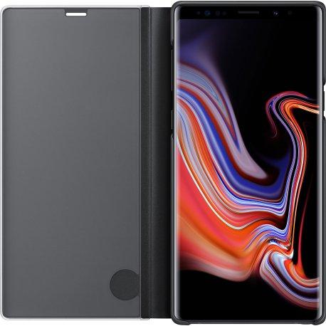 Чехол Clear View Standing Cover для Samsung Galaxy Note 9 Black (EF-ZN960CBEGRU)