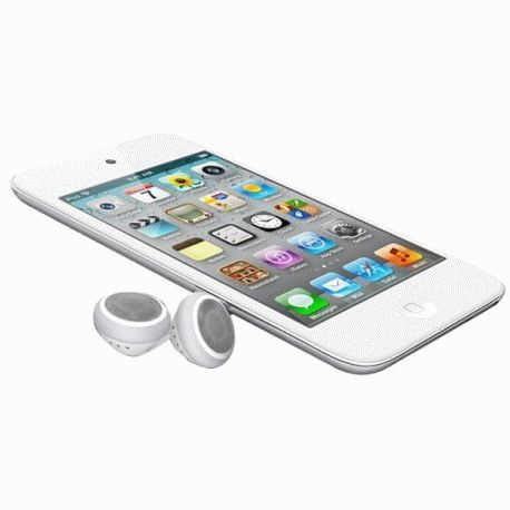 Apple iPod touch 4Gen 64GB White