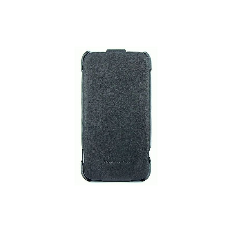 Кожаный чехол Hoco для HTC Evo 3D X515m Black