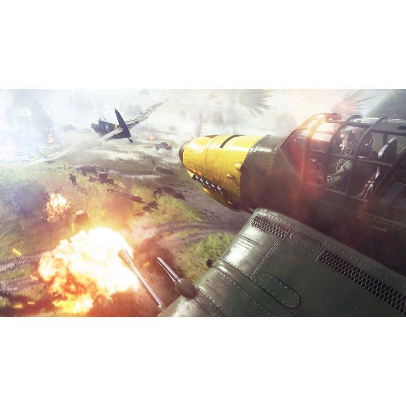 Игра Battlefield 5 для Sony PS 4 (русская версия)