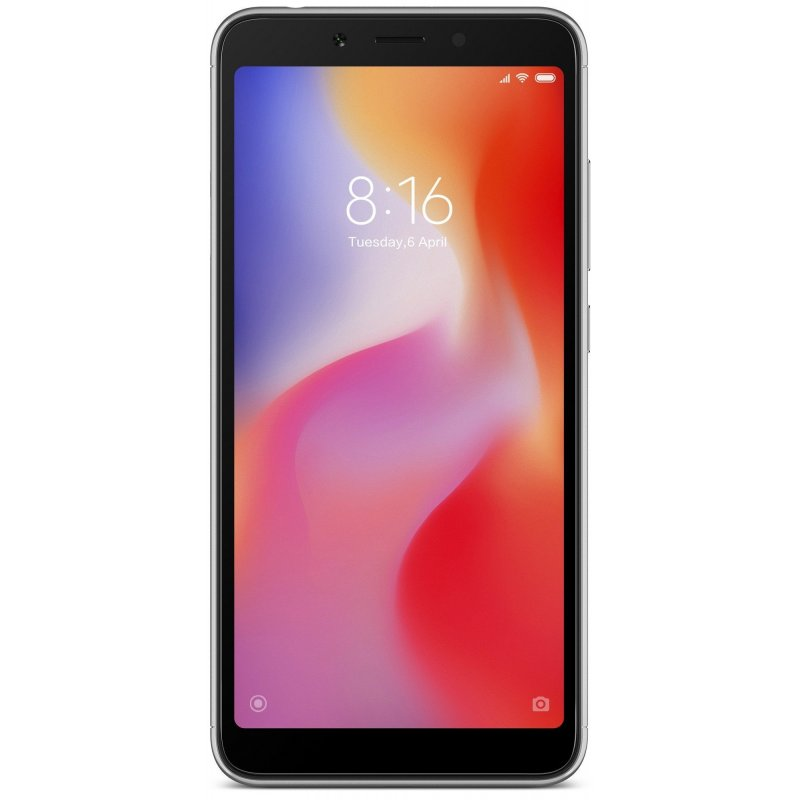 Xiaomi Redmi 6 3/64 Black