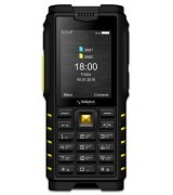 Sigma mobile X-treme Х-treme DZ68 Black-Tellow