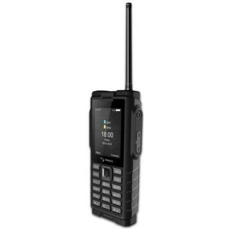 Sigma mobile X-treme Х-treme DZ68 Black