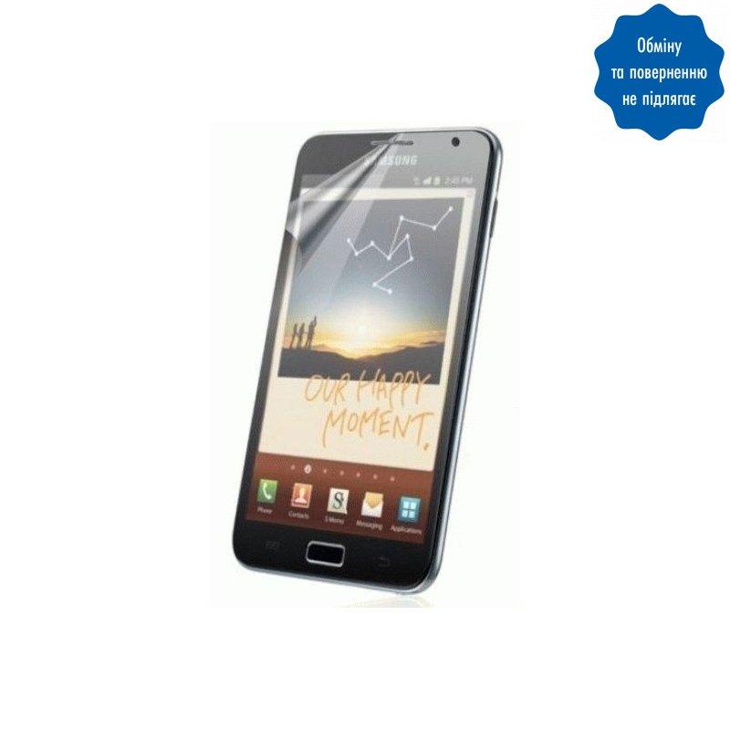 Защитная плёнка для Samsung Galaxy Note N7000 матовая