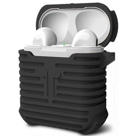 Чехол I-Smile Protective Case для Apple AirPods Black