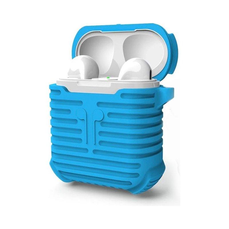 Чехол I-Smile Protective Case для Apple AirPods Blue