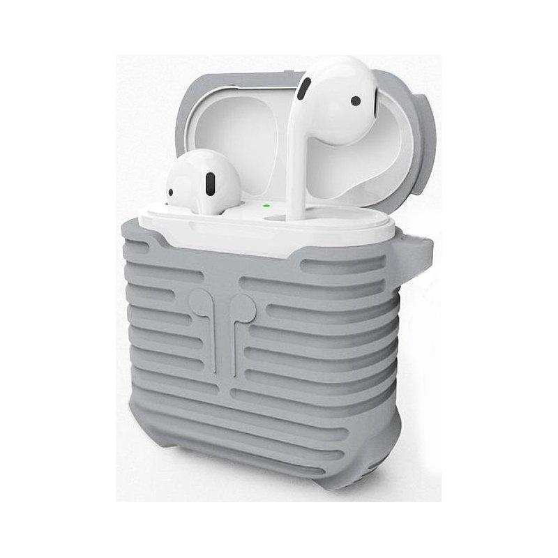 Чехол I-Smile Protective Case для Apple AirPods Gray