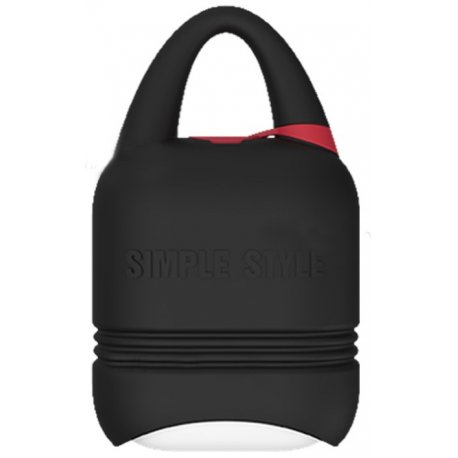 Чехол I-Smile Simple Case для Apple AirPods Black