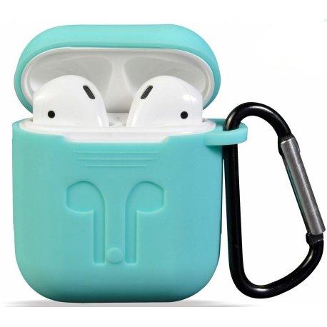 Чехол Silicone Case для Apple AirPods Turquoise купить в Одессе ... d398bf93fddd7