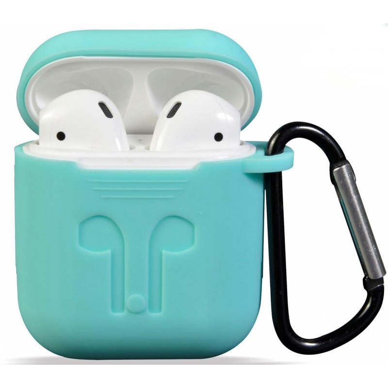 Чехол Silicone Case для Apple AirPods Turquoise