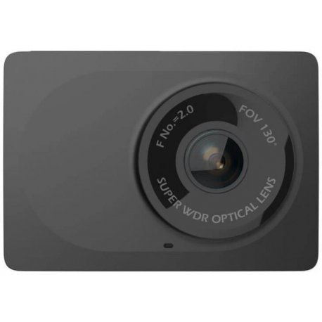 Видеорегистратор Xiaomi XiaoYi FHD Car WiFi DVR Gray