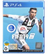 Игра FIFA 19 для Sony PS 4 (русская версия)