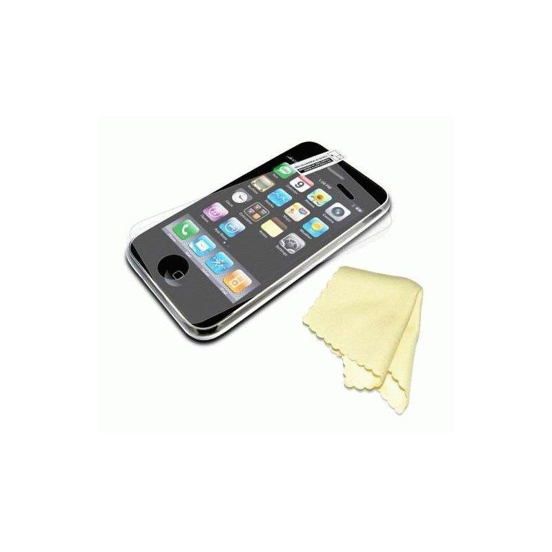 Защитная плёнка для Apple iPhone 3G/3Gs глянцевая