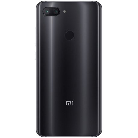 Xiaomi Mi 8 Lite 4/64GB Midnight Black