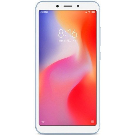 Xiaomi Redmi 6 3/64 Blue