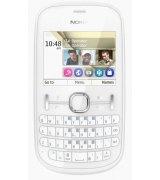 Nokia Asha 200 Duos White