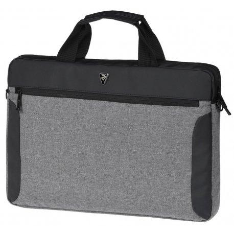 "Сумка для ноутбука 2E 16"" (2E-CBN816GR) Grey"