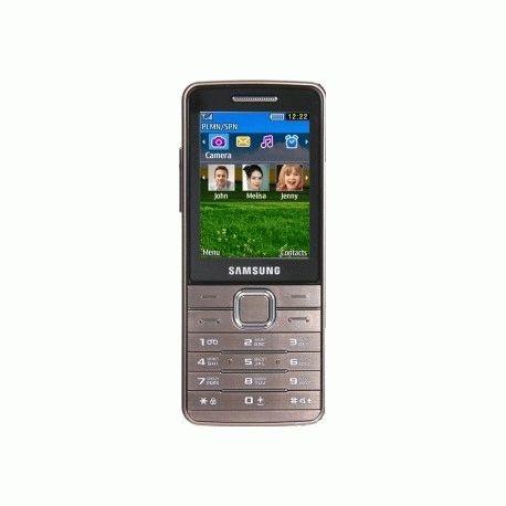 Samsung S5610 Metallic Gold