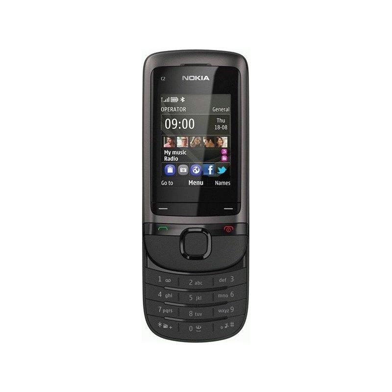 Nokia C2-05 Dark Grey