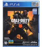 Игра Call of Duty: Black Ops 4 для Sony PS 4 (русская версия)