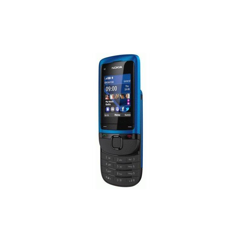 Nokia C2-05 Blue