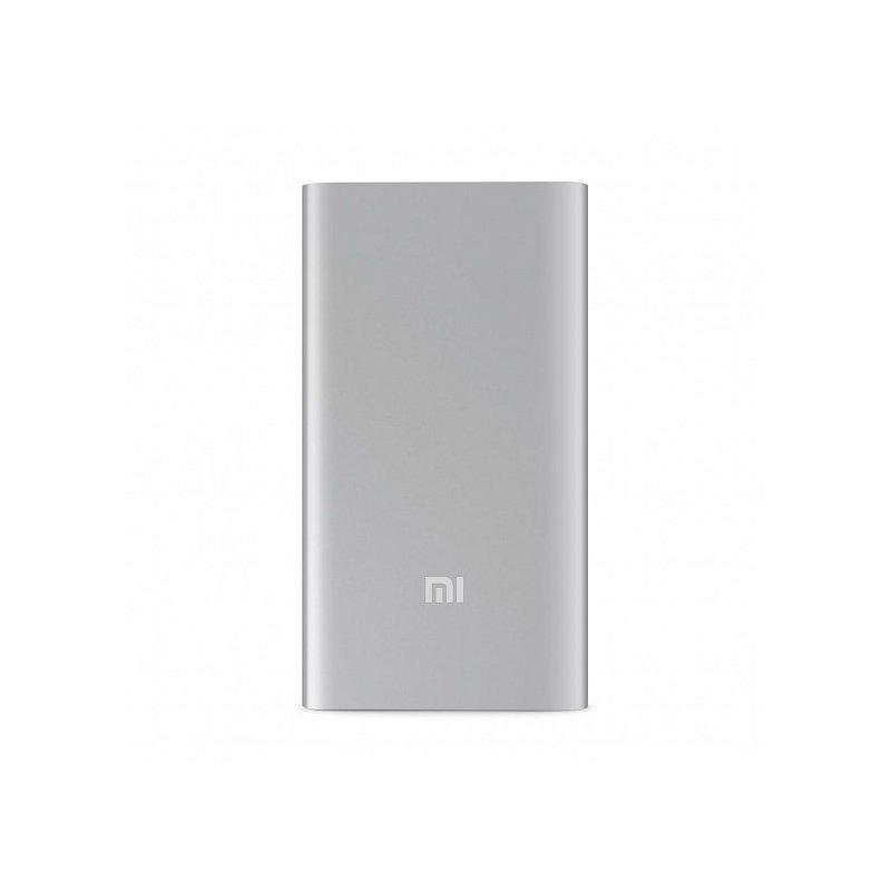 Внешний аккумулятор Xiaomi Power Bank 2 5000 mAh Silver (VXN4236GL)