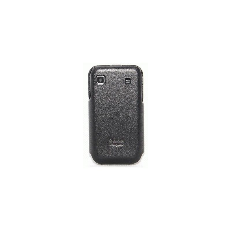 Кожаный чехол Hoco для Samsung I9000 Galaxy S Black