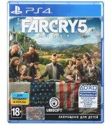 Игра Far Cry 5 для Sony PS 4 (русская версия)