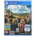 Игра Far Cry 5 (PS4, Русская версия)