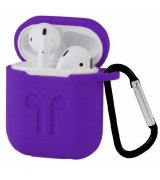 Чехол Silicone Case для Apple AirPods Purple