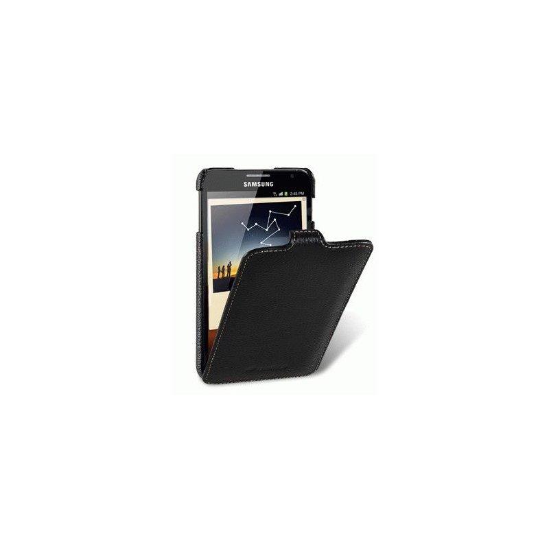 Кожаный чехол Melkco (JT) для Samsung Galaxy Note N7000