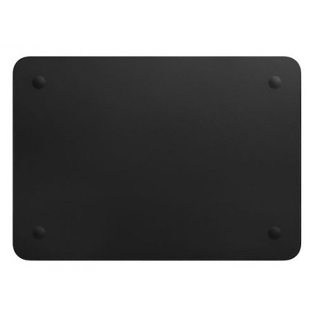 "Чехол Leather Sleeve для MacBook Pro 15"" (USB-C) Black (MTEJ2)"