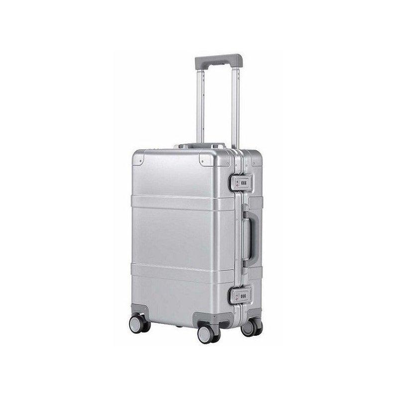 Чемодан Xiaomi RunMi 90 Points Metal Suitcase 20 (XNA4026RT) Silver